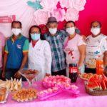 Vice-prefeito de Itabela GEDALVO MATOS participa de evento em alusão ao Outubro rosa em Monte Pascoal